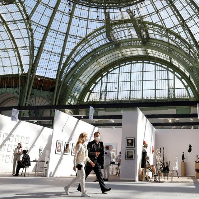 Paris - Les grands rendez-vous artistiques